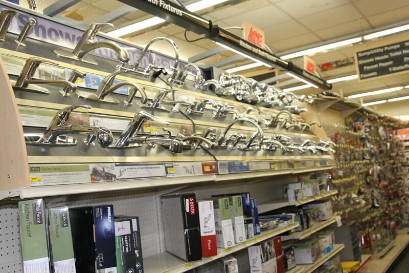 Nelson Ace Hardware Plumbing Supplies