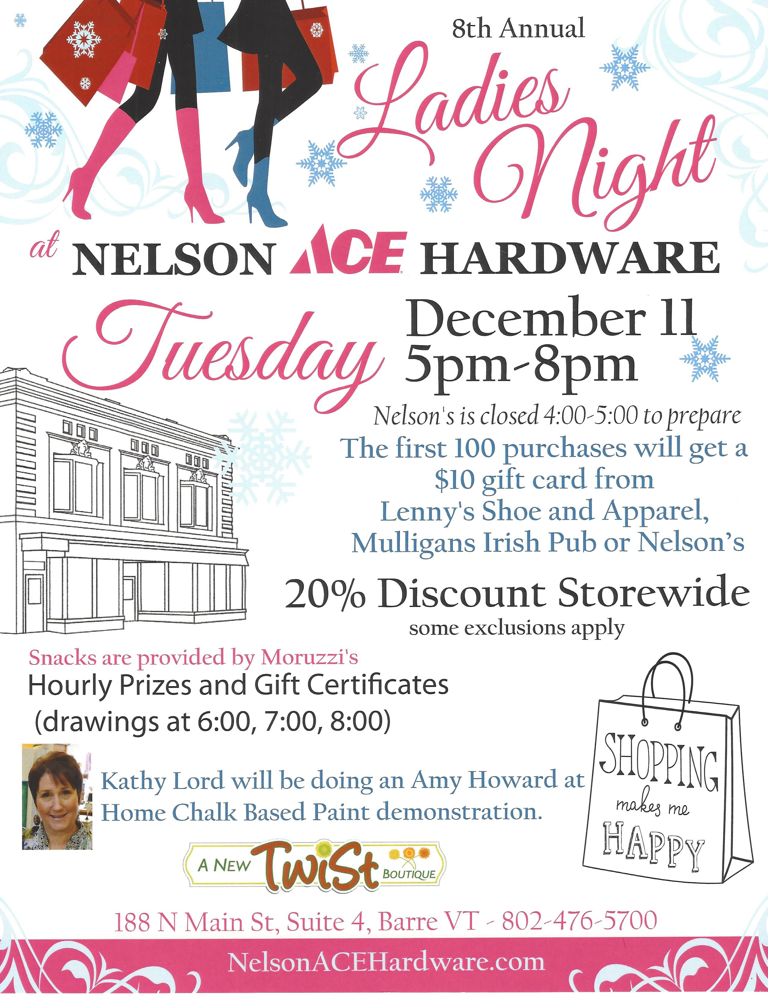 Nelson Ace Hardware - Promotions & Coupons